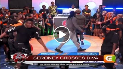 Leo Aberer & Seroney live @ Kenya TV
